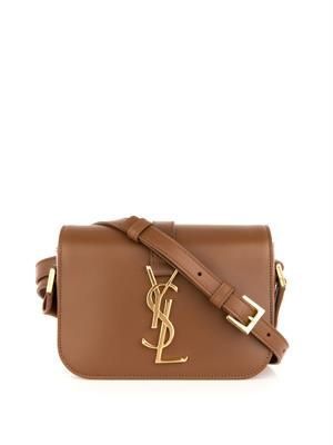 Université leather cross-body bag