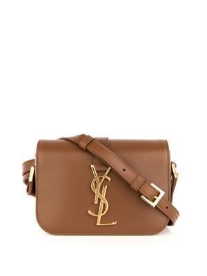 Université leather cross-body bag