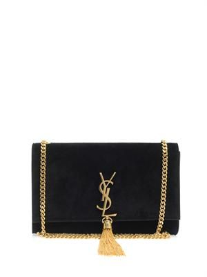 Cassandre tassel medium shoulder bag