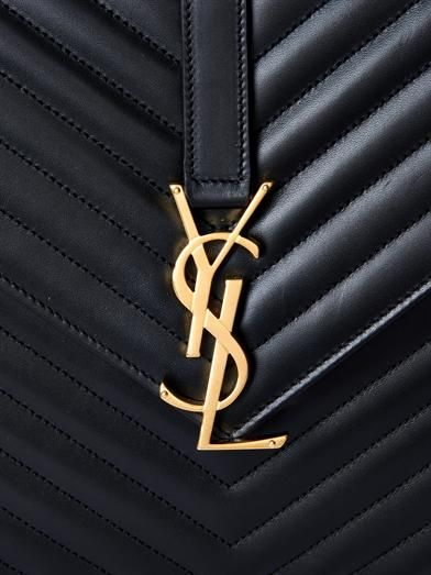 Saint Laurent Classic monogram large shoulder bag