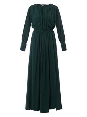 Callidora silk dress