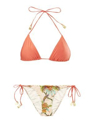 Keeper triangle bikini