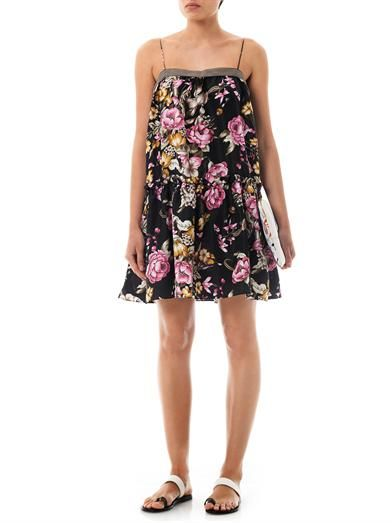 Zimmermann Allure floral swing dress