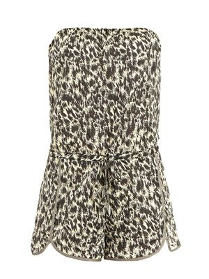 Ocelot Rebel Bound playsuit