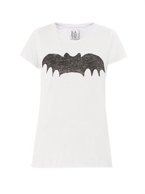 Bat logo T-shirt