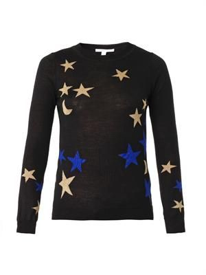Stars and moon sweater
