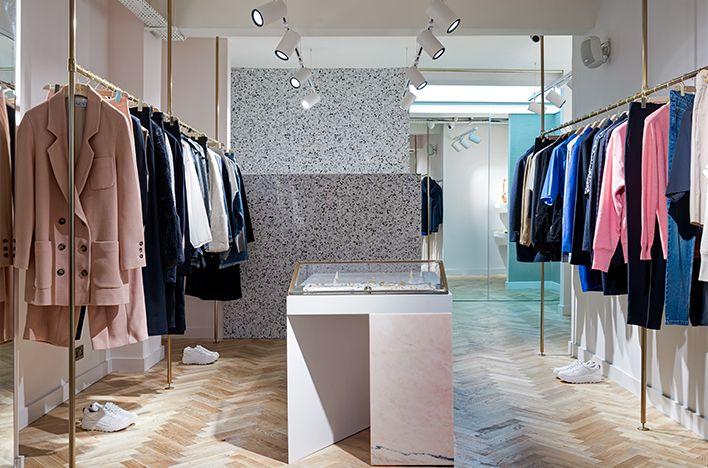 Matches Fashion Store Marylebone