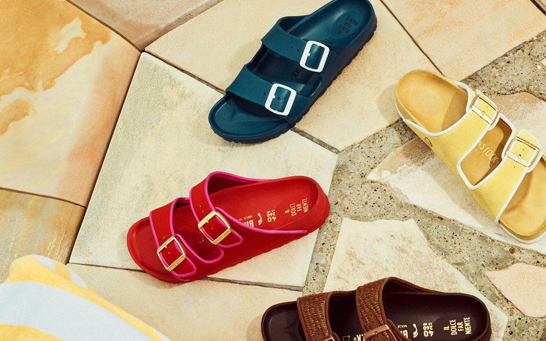 finest selection b8115 160ec Birkenstock x Il Dolce Far Niente | Womenswear | Shop Online ...