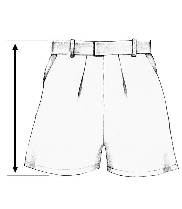 Pleated-front high-rise denim shorts | Miu Miu | MATCHESFASHION.COM US