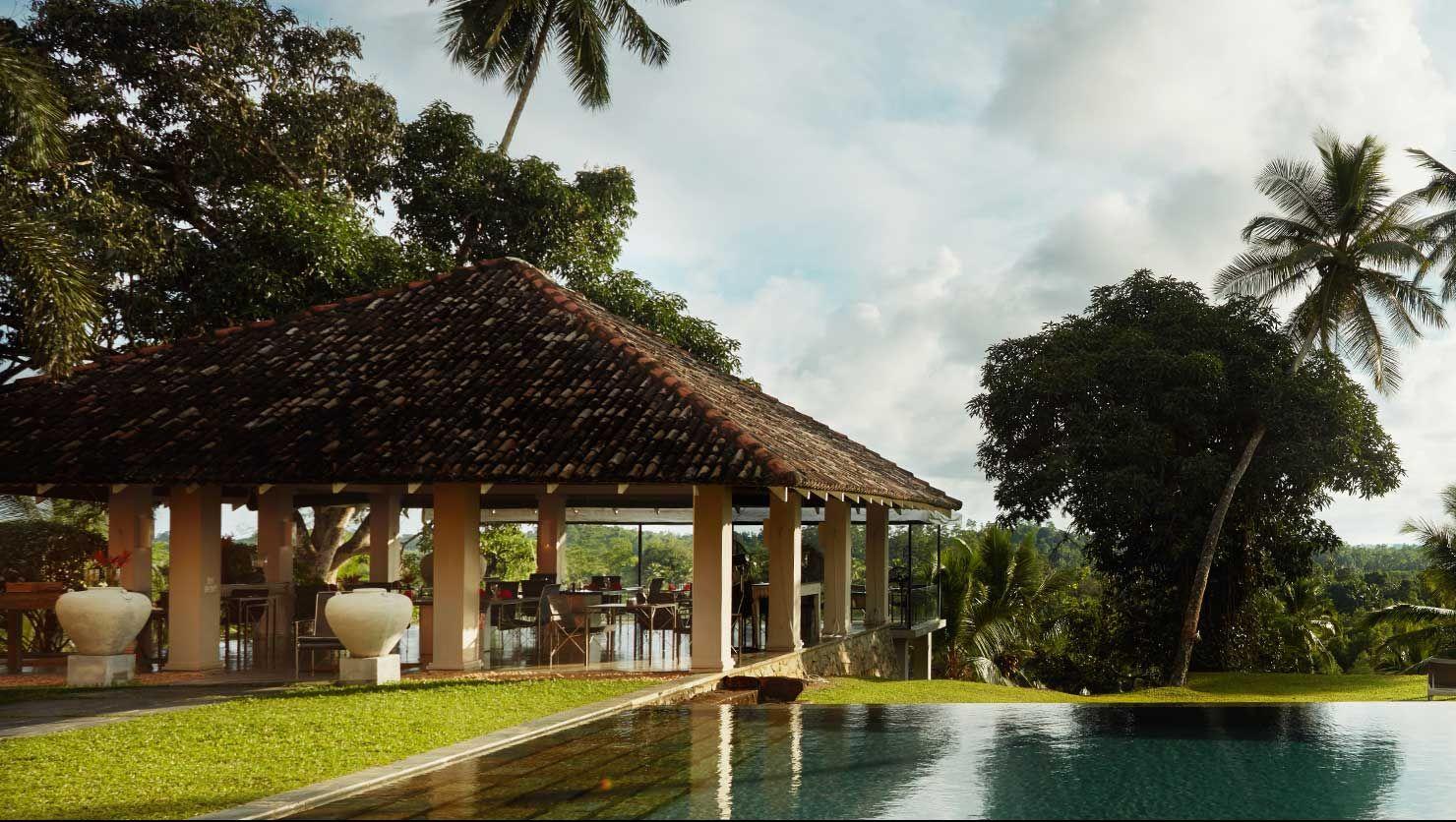 Pin Parasol Distance Maison the vacation report: sri lanka's finest | matchesfashion us